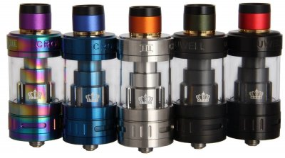Uwell CROWN 3 Subohm Verdampfer 5ml