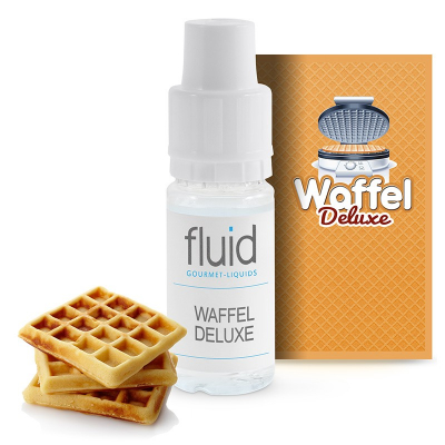 Fluid Waffle Deluxe Aroma 10ml/0mg
