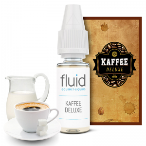 Fluid Kaffee Deluxe 10ml/0mg